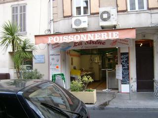 Poissonnerie - Frankreich, civilisation, magasin, Geschäft, poissonnerie, Fischladen, poisson, Fisch, einkaufen