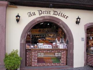 Au petit délice - Frankreich, civilisation, Süßwaren, délice, Geschäft, Makronen, macarons