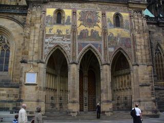 Veitsdom in Prag - Kirche, Kultur, Kunst, Prag, Sankt Vitus, Veitsdom, Gotik, gotisch, Spitzbogen