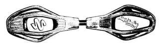 Waveboard#1sw - Waveboard, rollen, Sportgerät