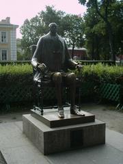 Denkmal Peter I. #1 - Denkmal, Peter, Russland, Sankt Petersburg, Peter und Paulsfestung, Stadt