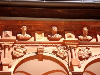 Schallaburg # 5 - Terracotta, Relief, Renaissance, Schallaburg