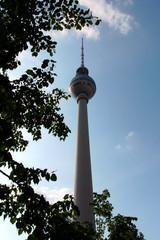 Berlin - Fernsehturm#1 - Berlin, Hauptstadt, Fernsehturm