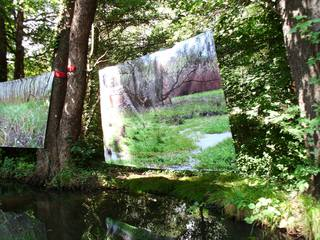 Spreewald Wasserkunst#2 - Spreewald, Wasser, Kunst, Fotografie