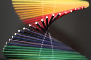 Was_ist_das#Technik - Spirale, Physik, Unruhe, Windspiel, Schneckenlinie, Kurve, Punkt, Achse, Laufrichtung