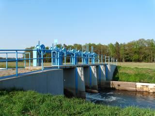 Wehr#1 - Wehr, Wasserbau, Wasser, Stauwehr, Stauwerk, Wuhr, Stauanlage