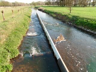 Wehr#3 - Wehr, Wasserbau, Fischtreppe, Wasser, Fluss, Stauwehr, Stauwerk, Wuhr, Stauanlage