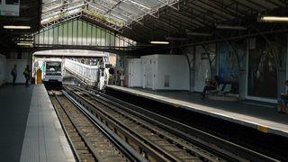 Metro in Paris - Paris, Metro, métro, Fortbewegungsmittel, Verkehr