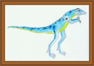 Dinogalerie 4 - Dinosaurier, Urzeit, ausgestorben