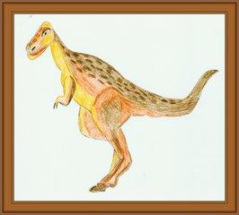 Dinogalerie 1 - Dinosaurier, Reptilien, Urzeit, ausgestorben