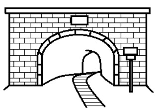 Tunnel - Gebäude, Monument, Stadt, Tunnel