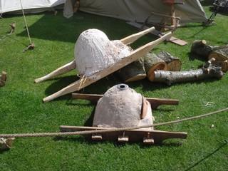 mittelalterlicher Backofen - Mittelalter, Backofen, England