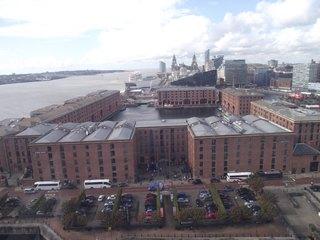 Albert Dock Liverpool - Liverpool, Einkaufszentrum, Museum, Kultur, Albert Dock, Hafengebäude, Museum of Liverpool Life, Merseyside Maritime Museum, Fred the Weatherman