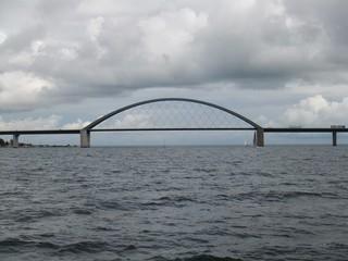 Fehmarnsundbrücke - Brücke, Fehmarn, Fehmarnsund, Architektur, Bauwerke