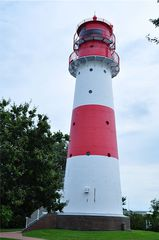 Leuchtturm Falshöft # 1 - Leuchtturm, Signal, Falshöft, Ostsee, Meer, Schifffahrt, rot, weiß, Schleswig-Holstein