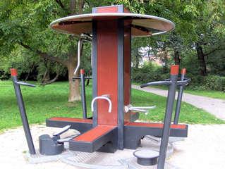 Fitnessgerät –nicht nur – für Senioren #6 - Fitness, Gerät, Gesundheit, Training, Kreislauf, Muskeln, gesund, Arme, Rücken