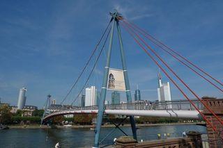 Eiserner Steg - Steg, Brücke, Konstruktion, Hindernis