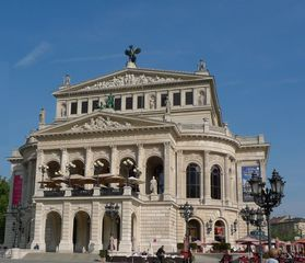 Alte Oper Frankfurt am Main - Oper, Alte Oper, Opernhaus