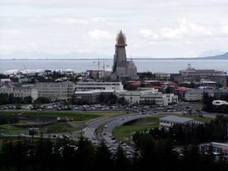 Reykjavík#2 - Reykjavík, Hauptstadt, Island, Atlantik, Bucht