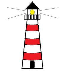 Leuchtturm - Leuchtturm, Turm, Leuchtfeuer, Seezeichen, Licht, Signal, Meer, Schifffahrt, rot, weiß, gestreift, Anlaut L, Inlaut ch1