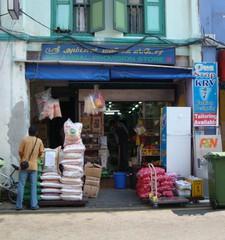 Geschäft1 - Geschäft, Laden, Store, kaufen, verkaufen, einkaufen, Asien, Indien, Singapore, Little India