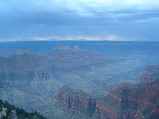 Grand Canyon - Grand Canyon, USA, Erosion, Felsen, Gebirge, Arizona, Farben, Blick, Weite, Horizont, Kalkstein, Schiefer, Nationalpark
