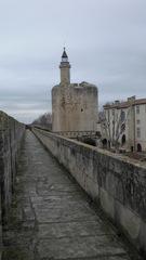 Aigues Mortes - la Tour de Constance - Frankreich, Südfrankreich, Camargue, Aigues Mortes, Tour de Constance, Wehrturm, prison, Gefängnis, Stadtmauer, remparts