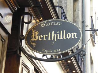 Glacier Berthillon - Frankreich, civilisation, glace, Eis, Paris, glacier, Berthillon