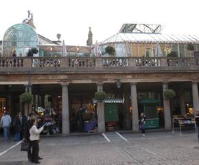 Covent Garden Market - London, Covent Garden, Covent Garden Market, Markthallen, Markt