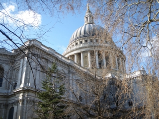 St. Paul's Cathedral, London - Kirche, Kathedrale, Saint Paul, London, England, Gotteshaus, Kuppel, Ehrfurcht, Gott