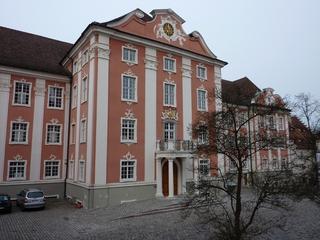 Schloss Meersburg#1 - Schloss, Meersburg, Rokoko, Fassade