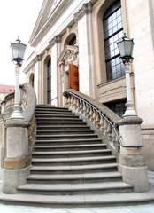 Treppe zum