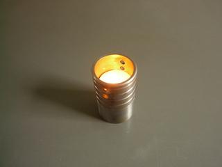 Teelichthalter #3 - Metall, Teelichthalter