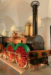 Saxonia - Lok, Lokomotive, Dampflok, Dampflokomotive, Technik, Maschine, Eisenbahn, Dampfmaschine, Kessel, Dampfpfeife