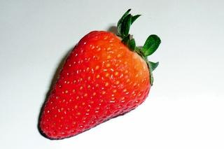 Erdbeere - Erdbeere, rot, Obst, Erdbeere, Blütenpflanze, Frucht, Sammelnussfrucht, fragaria ananassa, Rosengewächs, Gartenerdbeere