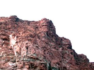 Felsen auf Helgoland - Felsen, Helgoland, Kalksandstein, Kreide, Buntsandstein, Eisen, Geologie, Kupfersulfat, Insel, Nordsee