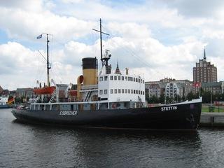 Eisbrecher - Eisbrecher, Rostock, Ostsee, Schiff