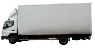 LKW - LKW, Lastkraftwagen, Kraftwagen, Lastwagen, Laster, Kraftfahrzeug, Nutzfahrzeug, Fahrzeug, rollen, motorisiert, Transport, Güterbeförderung, Verkehrsmittel, weiß