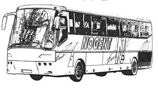 Bus sw - Bus, Omnibus, Reisebus, Verkehrsmittel, Fahrgastbeförderung, Kraftwagen, Kraftfahrzeug, Fahrzeug, Personenbeförderung, Personenverkehr, motorisiert, rollen, Sightseeing, Tourismus, Stadtrundfahrt