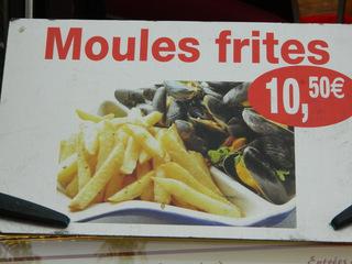 Moules frites - Frankreich, Belgien, civilisation, moules, frites, manger, repas, Gericht, Muscheln, Pommes, plat