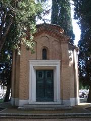 Mausoleum #1 - Grabmal, Friedhof, Insel, Tod, Beerdigung, Italien