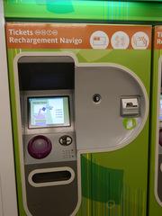 Métro tickets - Paris, civilisation, métro, ticket, Navigo, Fahrkarten, Automat