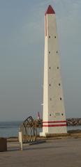 Navigationszeichen - Turm, Navigation, Referenzpunkt, Mallorca, Hafen, Obelisk, Säule, Orientierung, Seefahrt