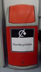 Müllbehälter #2 - Müll, Mülltrennung, Behälter, bin