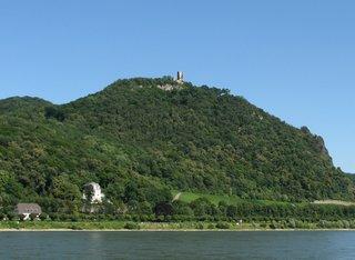 Drachenfels - Drachenfels, Berg, Siebengebirge, Burg, Ruine