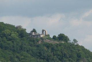 Rolandsbogen, Rolandseck - Rolandsbogen, Rolandseck, Ruine, Burg, Bogen, Rhein