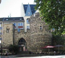 Bonn Sterntor - Stadttor, Mittelalter, Stadtmauer