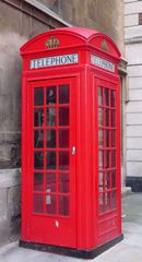 Telefonzelle - Telefon, Kommunikation, telephone booth