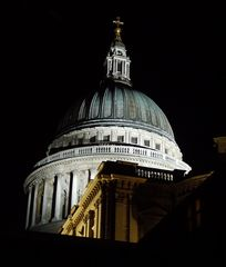 St. Paul´s Cathedral - London - Kirche, Kathedrale, Saint Paul, London, England, Gotteshaus, Kuppel, Ehrfurcht, Gott, dome