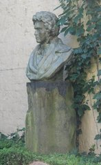 Beethoven Büste - Beethoven, Büste, Denkmal, Bonn